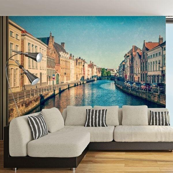 Wall Mural Venice Canals