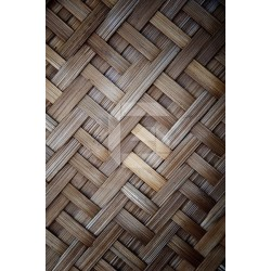 Sticker of Interlaced Wood