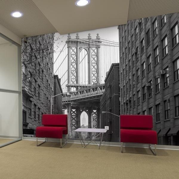 Wall mural Brooklyn bridge 2