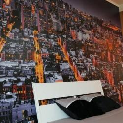 Wall mural panoramic New York